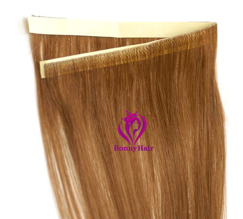 100 remy human hair seamless skin weft 06 wholesale human hair this hair extension is seamless without bumps when it is completed no adhesive pmusecretfo Gallery