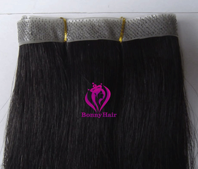 100% Remy Human Hair Seamless Skin Weft--04