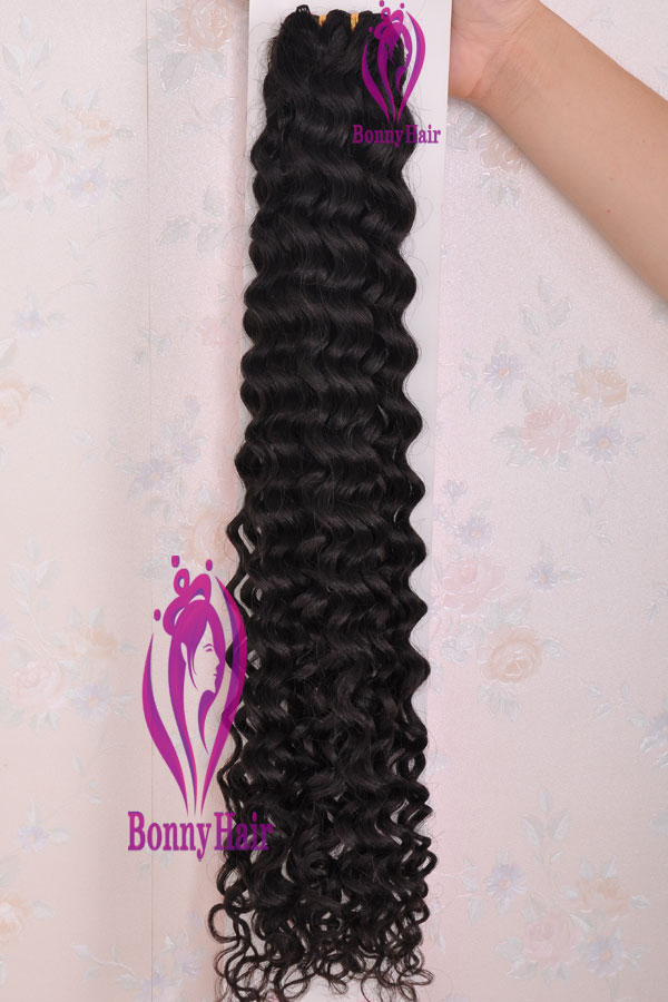 100% Human Remy Hair Hand Tied Weft--38