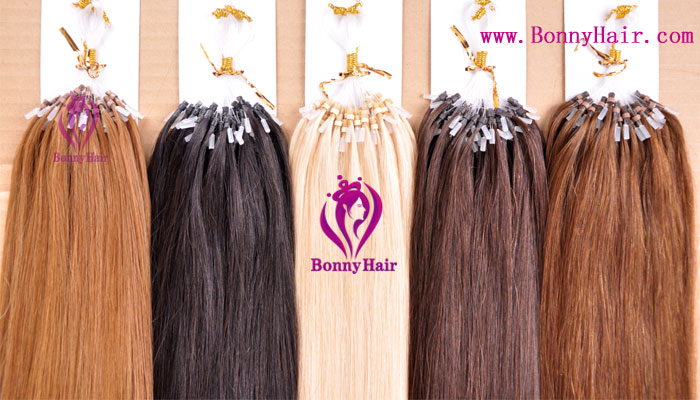 100 remy hair micro ring hair extension 16 wholesale human hair your location home products hair extension micro ring hair extension products pmusecretfo Images