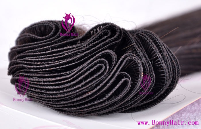 100% Remy Hair Hand Tied Hair Weft--46