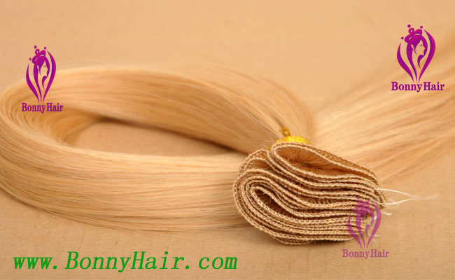 100% Remy Hair Hand Tied Hair Weft--58