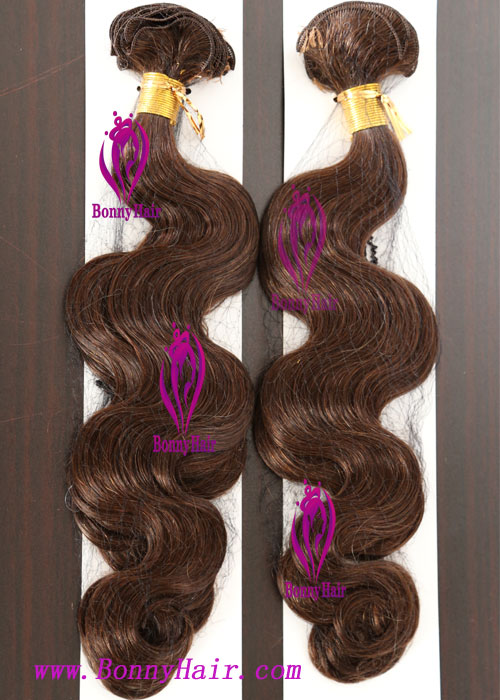 100% Remy Hair Hand Tied Hair Weft--75