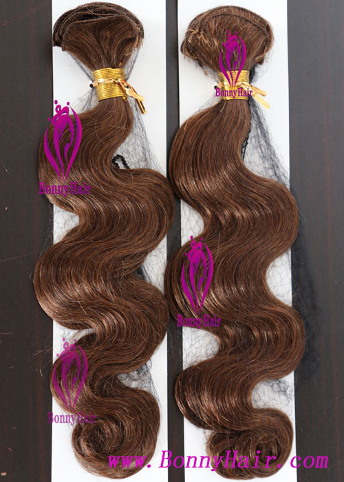 100% Remy Hair Hand Tied Hair Weft-76